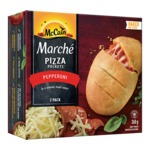 McCain Marche Pizza Pockets Pepperoni