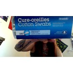 Personnelle cotton swabs