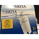 Brita Standard Replacement Water Filter (Pack of 3)