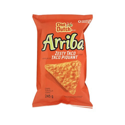 Old Dutch Arriba Tortilla Chips - Zesty Taco