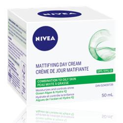 Nivea Mattifying Day Cream SPF 15