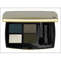 Lancôme Paris Pop 'N Petrol eye shadow quad