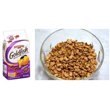 Pepperidge Farm Goldfish Baked Snack Crackers Pretzel