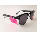 betsey johnson sunglasses black clubmaster