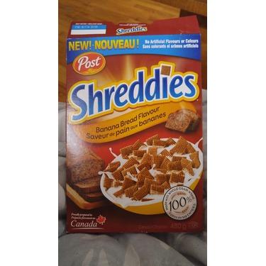 Shreddies Banana Bread Flavour