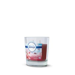 Febreze Candle Fresh Twist Cranberry