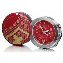 Victorinox Swiss Army Travel Alarm Clock