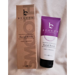 Beauty By Earth Facial Scrub And Cleanser