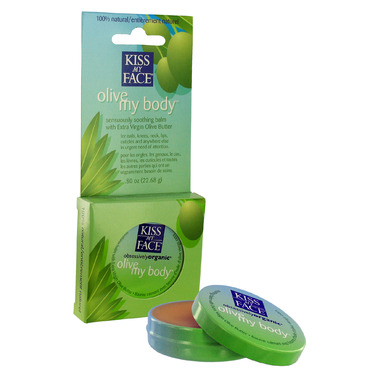 Kiss My Face Olive My Body balm