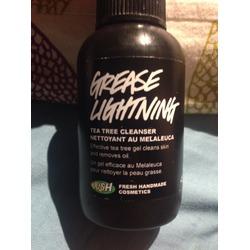 LUSH Grease Lightning