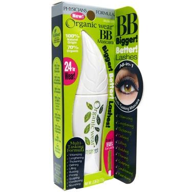 Physicians formula bigger! Better! Lashes mascara organic wear