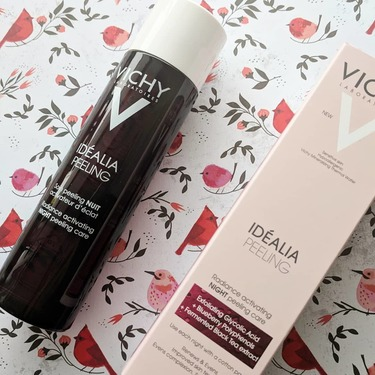 Vichy Idéalia Radiance Activating Night Peeling Care