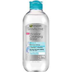 Garnier SkinActive Micellar Water All-In-1 Waterproof Make-Up Cleansing Water