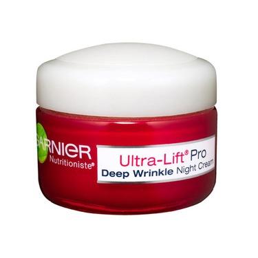 Garnier Ultra-Lift Pro Deep Wrinkle Night Cream