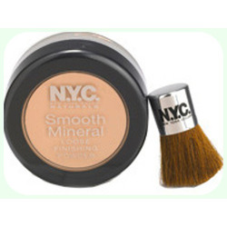 NYC Smooth Mineral Loose Finishing Powder in Natural Veil