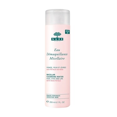 NUXE Micellar Cleansing Water (with rose petals)