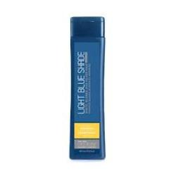 light blue shade conditioner