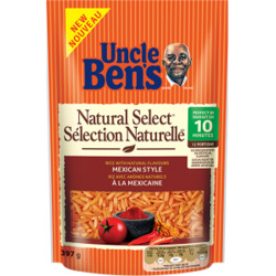 Uncle Ben's Natural Select Mexican Style Rice