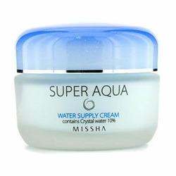 Missha super aqua water supply cream