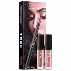 Huda Beauty Lip Contour Set Trendsetter & Bombshell