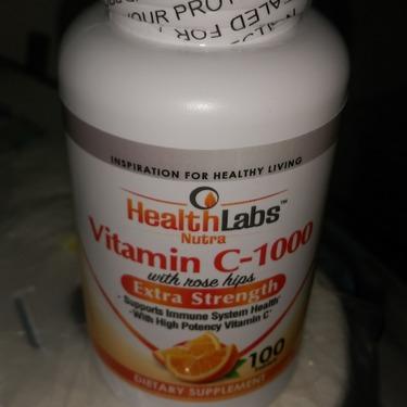 HealthLabs Vitamin C-1000mg