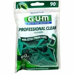 Sunstar GUM Professional Clean Flossers
