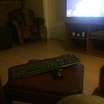 Bōrne wireless multimedia keyboard &impudent;combo
