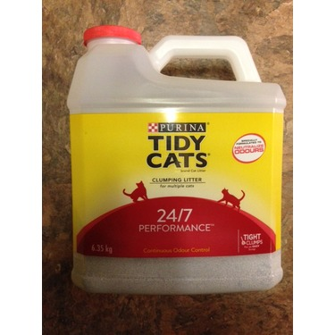 Purina Tidy Cats Clumping Litter with Glade