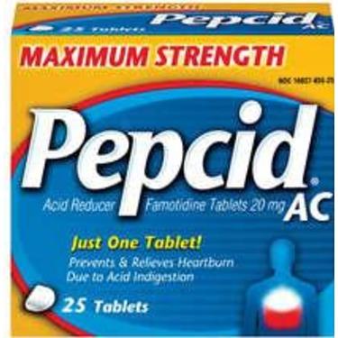 PEPCID AC Tablets