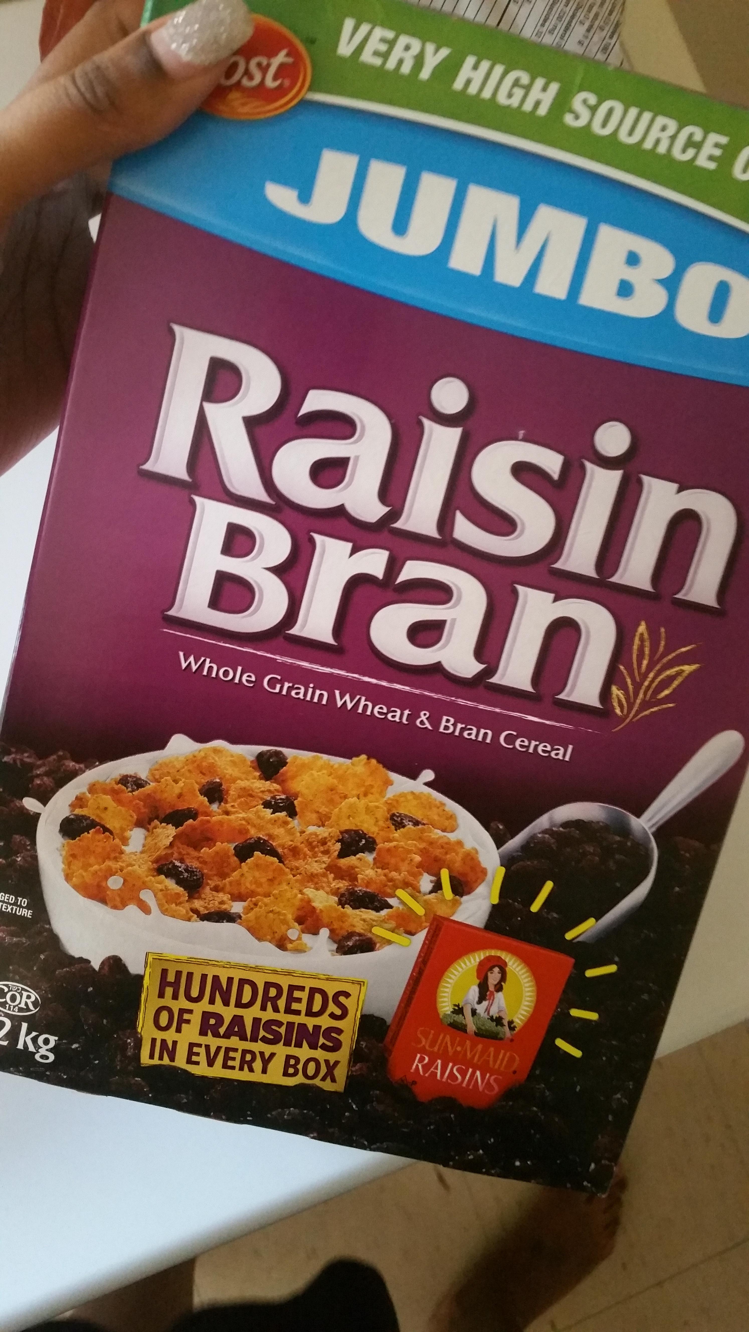 Kellogg's Raisin Bran Cereal Reviews In Cereal