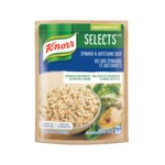 Knorr Selects Spinach & Artichoke Rice