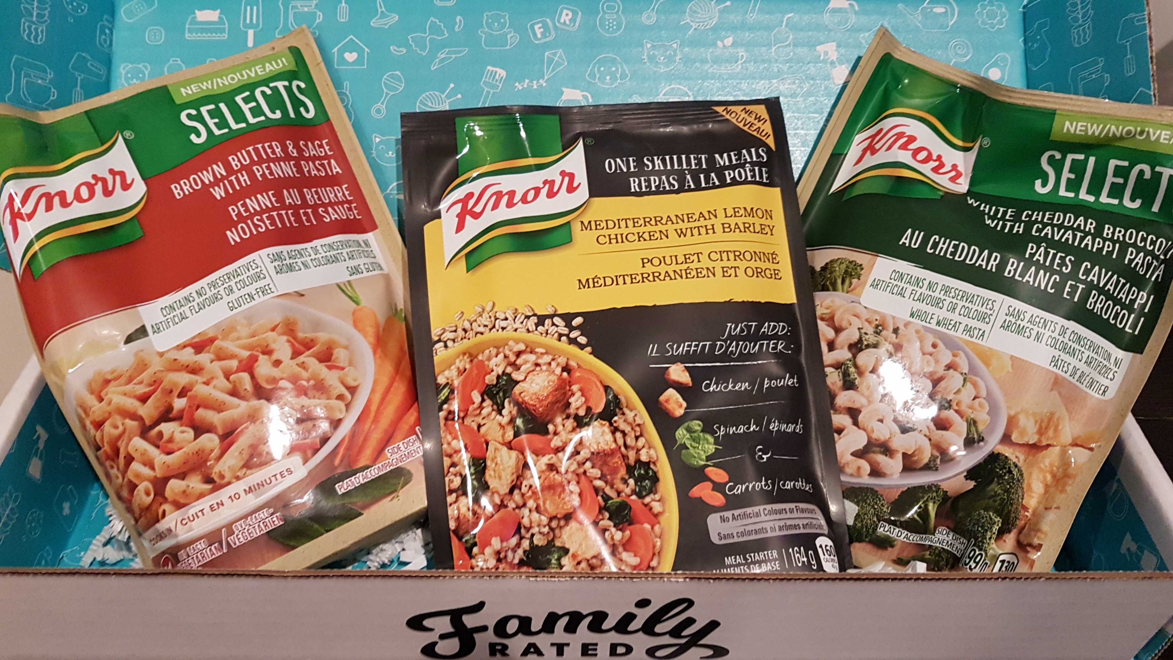Knorr Selects White Cheddar Amp Broccoli Rice Reviews In