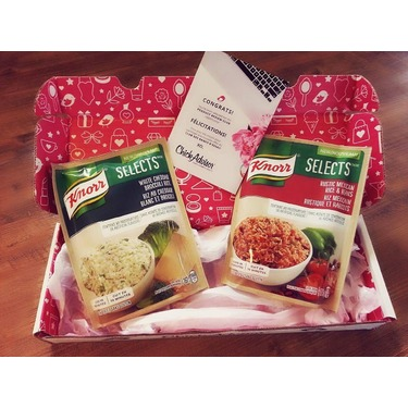 Knorr Selects Rustic Mexican Rice & Beans