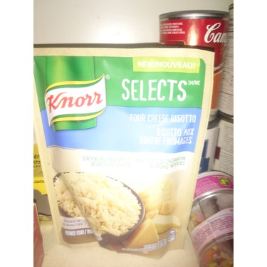 Knorr Selects Four Cheese Risotto