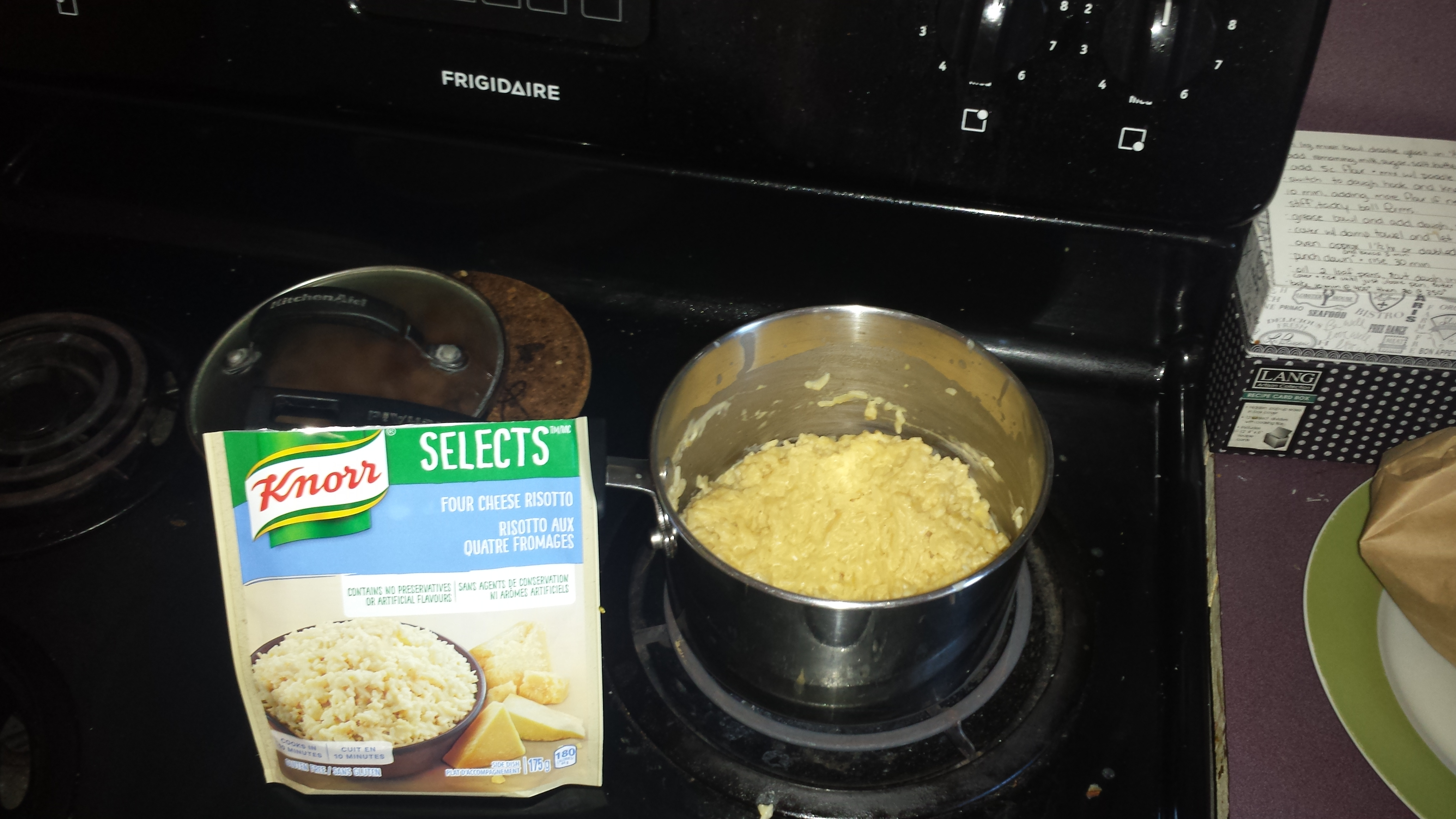 Knorr Selects Four Cheese Risotto Reviews In Packaged Side