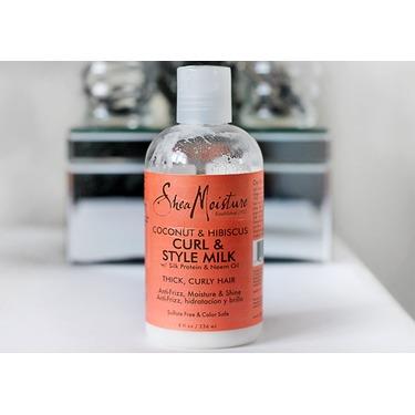 SheaMoisture Coconut Hibiscus Curl & Style Milk