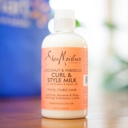 coconut curly hair styling shea moisture coconut hibiscus curl style milk reviews 3195