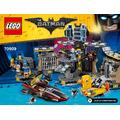 LEGO 70909 Batman Movie Batcave Break In