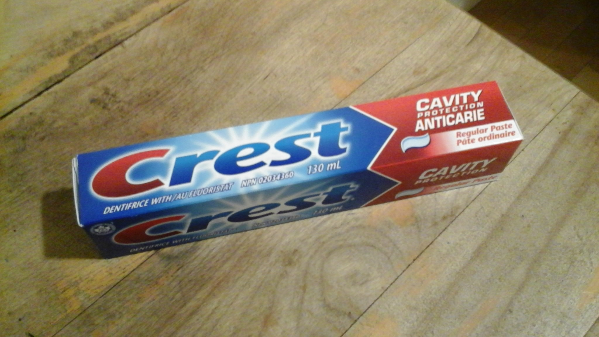Crest Toothpaste Regular Reviews In Toothpastes Chickadvisor