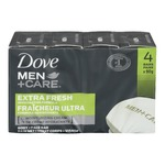 Dove Men +Care Extra Fresh Invigorating Formula Body & Face Bar