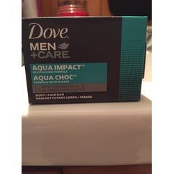 Dove Men +Care Extra Fresh Invigorating Formula Body & Face Bar