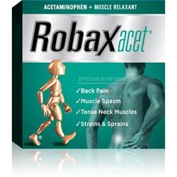 Robaxacet Caplets