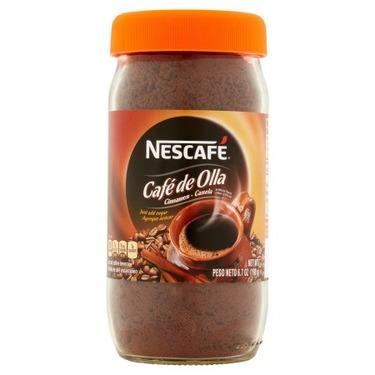 Cafe De La Olla Nescafe