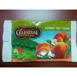 Celestial Seasonings Herbal Tea Country Peach Passion