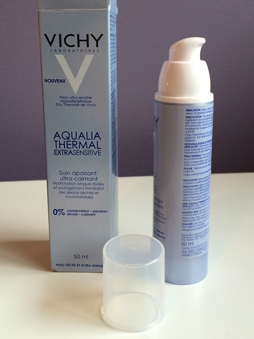 vichy aqualia thermal extrasensitive reviews in facial. Black Bedroom Furniture Sets. Home Design Ideas