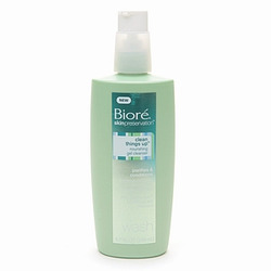 Biore Clean Things Up Nourishing Gel Cleanser