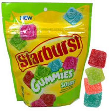 Starburst Gummies Sours reviews in Candy - ChickAdvisor