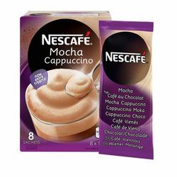 Nescafe Mocha Cappuccino Instant Coffee