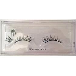Shu Uemura False Eyelashes in Luxe Black