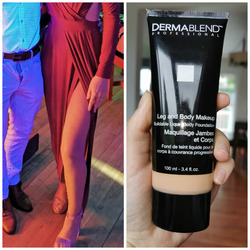 Dermablend Leg and Body Cover Make-Up